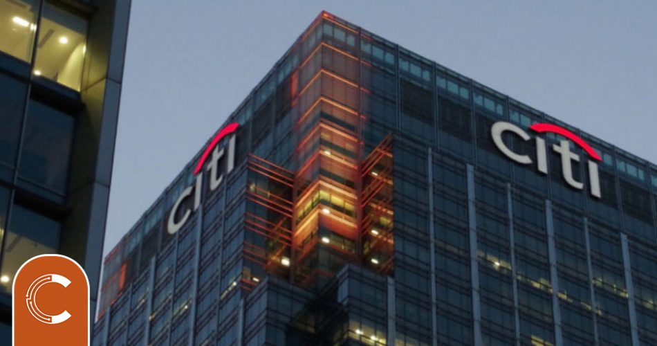 Citigroup Launches New Business Unit to Conduct Cryptocurrency and Blockchain Studies