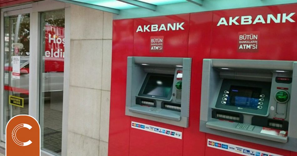 Akbank ATMs Started to Serve Again