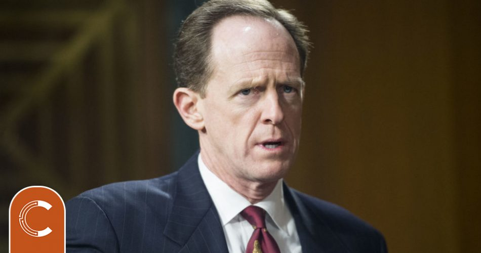 Senator Pat Toomey Invests In Two Of Grayscale's Products